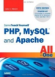 cover of Sams Teach Yourself PHP, MySQL and Apache All-in-One